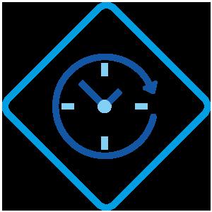 realtime responsive icon